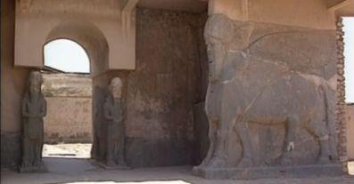Destruyen tesoro arqueológico del mundo. (Archivo/Reuters)